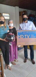Abrigo São Vicente recebe doações da ASPEB
